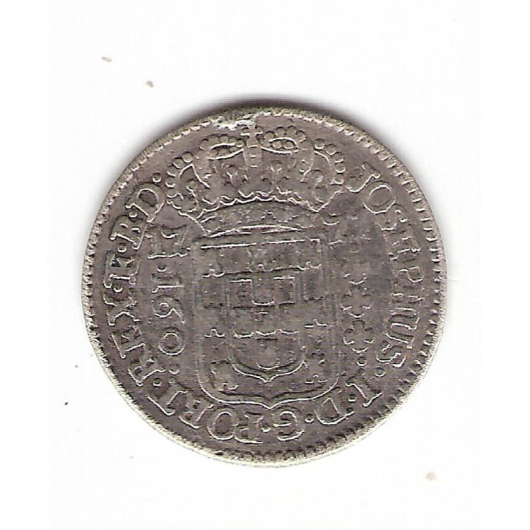 160 Reis - 1771 - sUbq - mbc/sob (179)