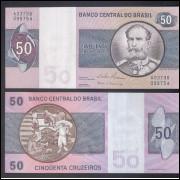 C-143 - CINQUENTA  CRUZEIROS - 1974 - FE