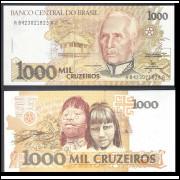 C-218 - UM MIL CRUZEIROS - 1991 - FE