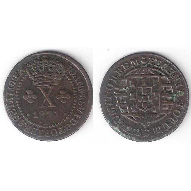 X Reis - 1821R - mbc/sob