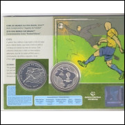 2 REAIS - 2014 - Copa do Mundo - O GOL