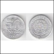 50 centavos - 1957