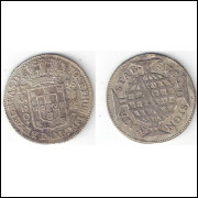 320 reis - 1756 - mbc/sob