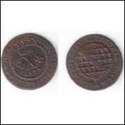 X Reis - 1799 - modulo menor -  mbc/sob