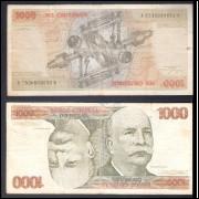 C-153 - UM MIL CRUZEIROS - 1978 - mbc