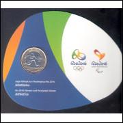 1 REAL - 2014 - Jogos Olimpicos - RIO 2016 - ATLETISMO