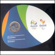 1 REAL - 2015 - Jogos Olimpicos - RIO 2016 - BASQUETEBOL