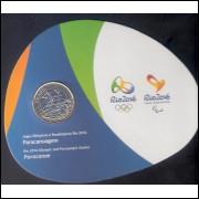 1 REAL - 2015 - Jogos Olimpicos - RIO 2016 - PARACANOAGEM