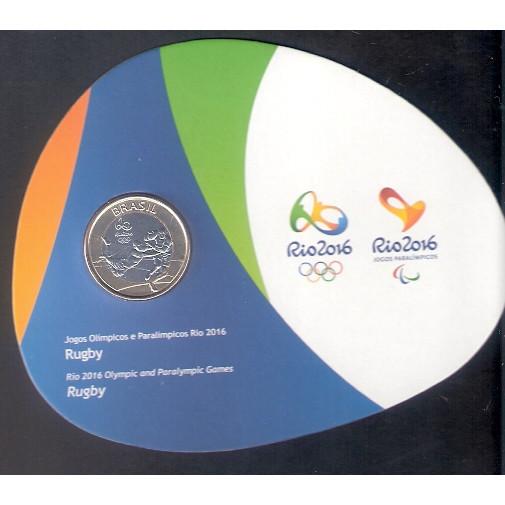 1 REAL - 2015 - Jogos Olimpicos - RIO 2016 - RUGBY