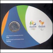1 REAL - 2015 - Jogos Olimpicos - RIO 2016 - VELA
