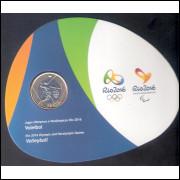 1 REAL - 2015 - Jogos Olimpicos - RIO 2016 - VOLEI