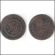 20 Reis - 1826R - mbc
