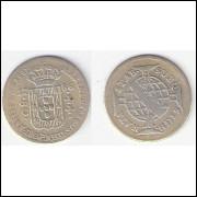 80 reis - 1786 - c.b.- mbc