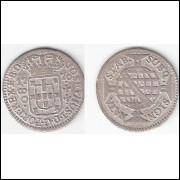 80 Reis - 1770 - SUBQ - mbc(+)