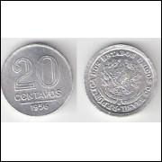 20 Centavos - 1956