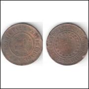 40 Reis - 1895 - bronze (819)