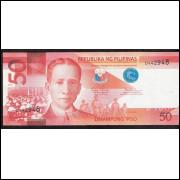 FILIPINAS (Pilipinas)  - 50 Piso 2010 - P.207 - FE