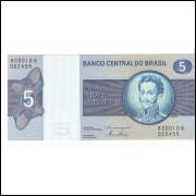 C-136a(*) - CINCO CRUZEIROS - 1979 . C/(*) S. B00010* - FE