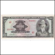 C-060 - DEZ MIL CRUZEIROS - 1966 - sob/fe-