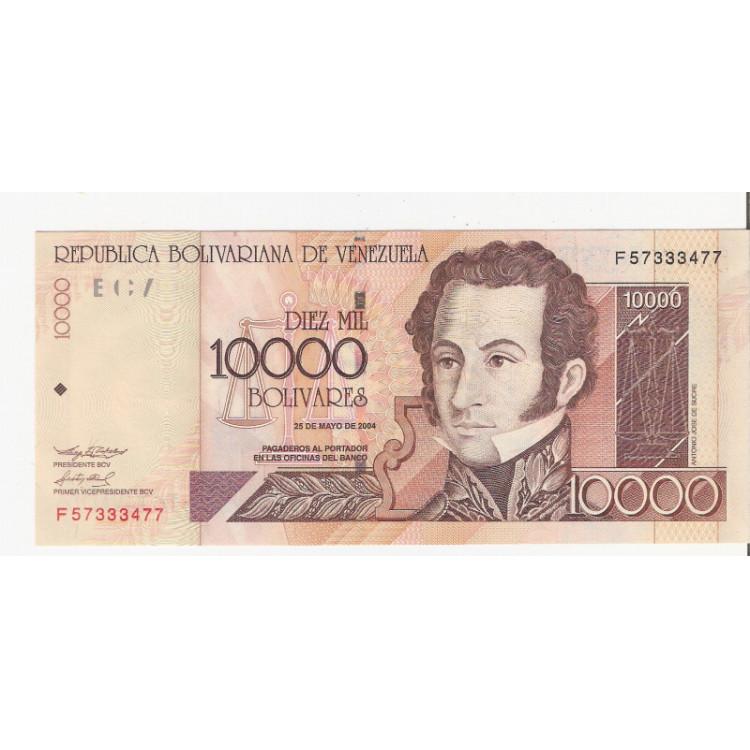 VENEZUELA - 10000 Bolivares  2004 - P.85- FE