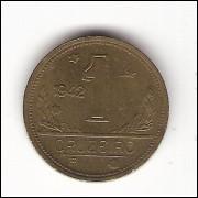 1942 - 1 Cruzeiro - sob/fc  (224)