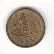 1 CRUZEIRO - 1944 - sob/fc - sem sigla (226a) #3