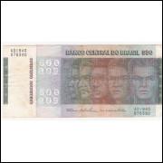C-149 - QUINHENTOS CRUZEIROS - 1974 - mbc/sob (s.01940)