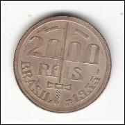 5000 reis - 1935 - Duque de Caxias - sob -(720)=2