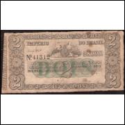 R-020 - 2000 Reis - 1866- UNIFACE - mbc