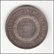 2000 Reis 1853 - FC (615)