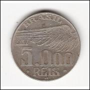 5000 Reis - 1937 - Stos Dumont - mbc (722)