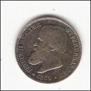 200 Reis - 1869 - C.L sob (629)=2