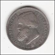 1000 Reis - 1879 - sob/fc - (645)