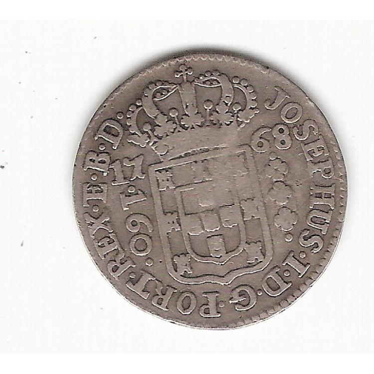 160 reis - 1768 - SVQB -E B D (171)
