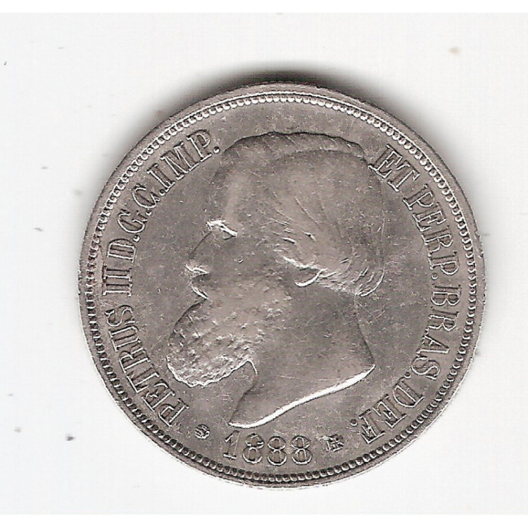 1000 reis - 1888 - sob (654)