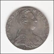 AUSTRIA - 1 Thaler 1780 - Restrike - FC (1866.2)