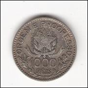 1000 Reis - 1913 A - Estrelas Soltas - mbc (707)#00012#