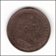 40 reis - 1877 - mbc (794)