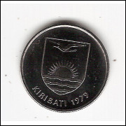 KIRIBATI - 5 centavos - 1979 - FC - km#3