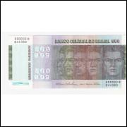 C-150a(*) - QUINHENTOS CRUZEIROS- 1979 c/* B00002 FE ESCASSA