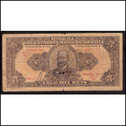 R-099 - 5000 Reis - 1923 - bc/mbc (s.16)