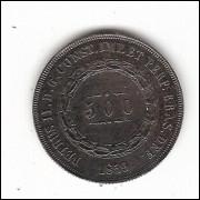 500 Reis - 1859 - FC (592)