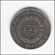 500 Reis - 1866 - FC (599)