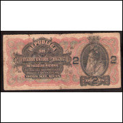 R-084 - 2000 Reis -1918 - bc/mbc
