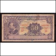 R-130 - 50.000 reis - 1936 - mbc (s.56)