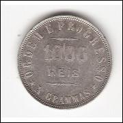 1000 Reis - 1906 - X grammas - sob/fc  (686)