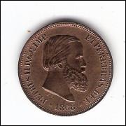 10 Reis - 1868 - sob (784)