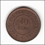 40 Reis -1907 - sob (825)
