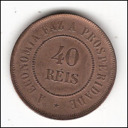 40 reis - 1893 - sob/fc (817)