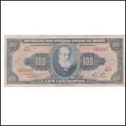C-032 - CEM CRUZEIROS - 1958 - bc/mbc - (s.657)